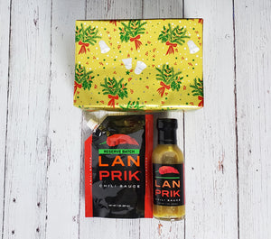 Wrapped Gift Set - Prik Sauce Set (🎁 🌶️)