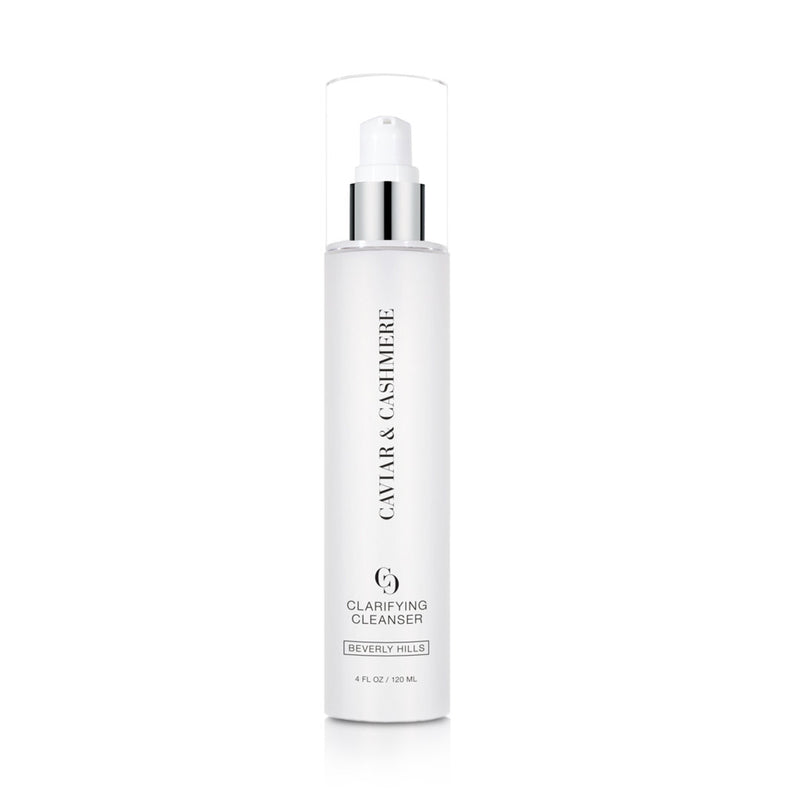Caviar & Cashmere Clarifying Cleanser