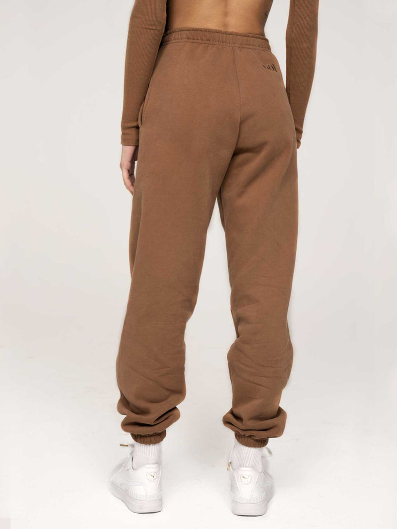 Brown Camine Joggers