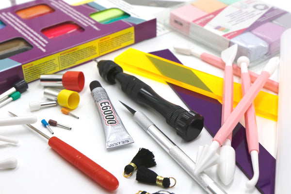 Polymer Clay Bundle - Start Up Kit