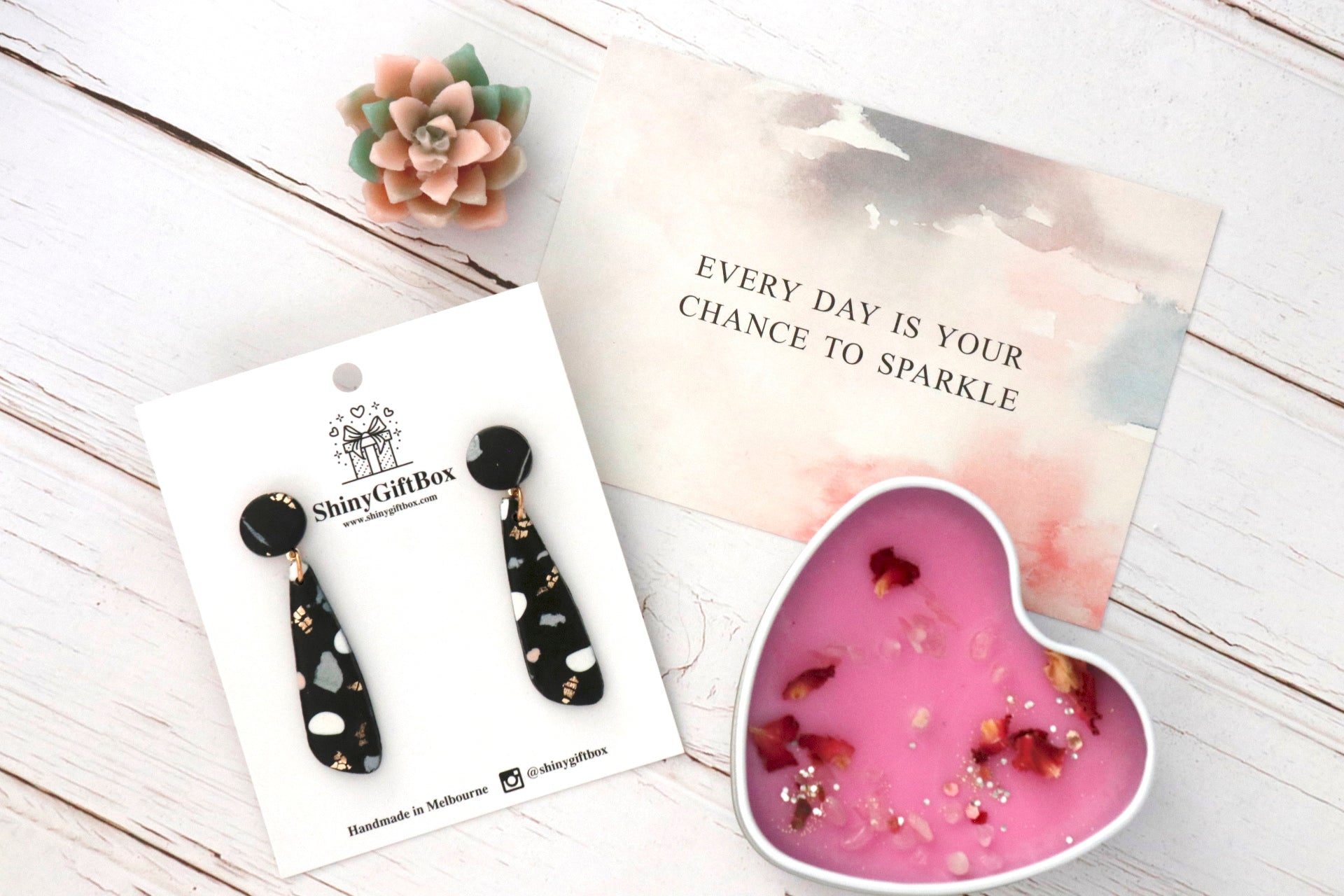 Earring Lovers Gift Set B - Curated Handmade Gifts