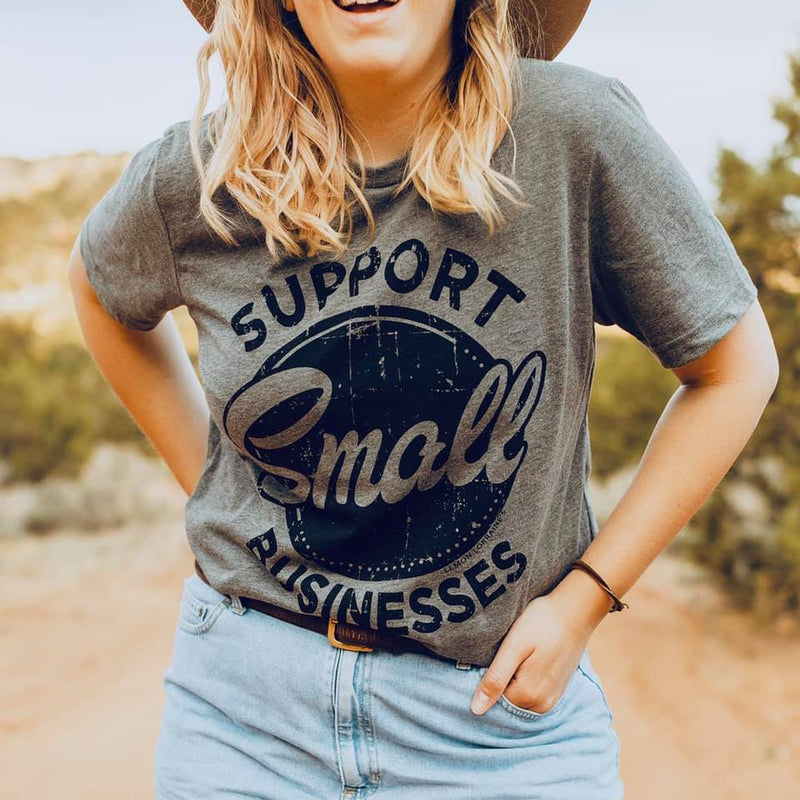 *Preorder* Support Small Businesses Graphic Tee