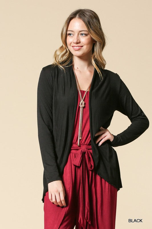 Ruffle Tiered Cardigan - The Modern Gypsy Collection