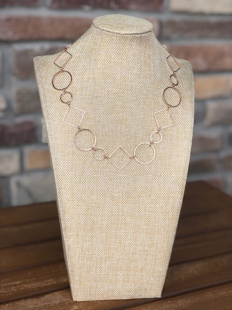 Christian Necklace - The Modern Gypsy Collection