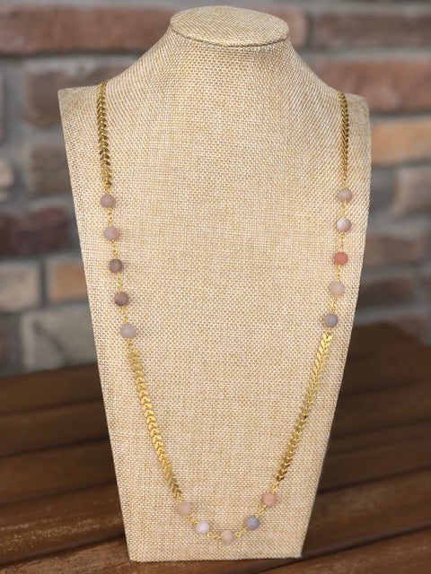 Rapunzel Necklace - The Modern Gypsy Collection