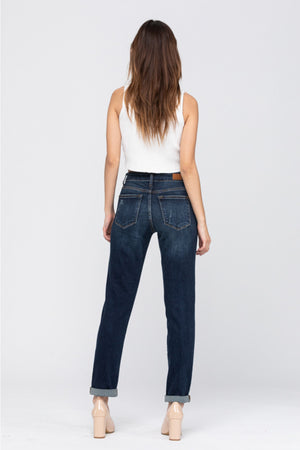 Judy Blue Tapered Slim Fit Jeans