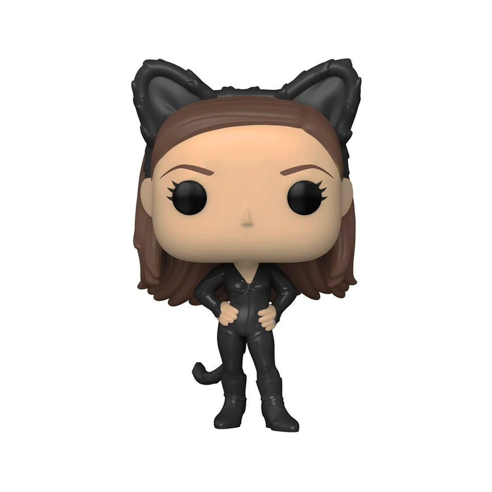 MONICA GELLER AS CATWOMAN - FRIENDS