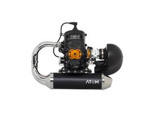 Vitorazzi ATOM 80 (Engine Only) from SkySchool