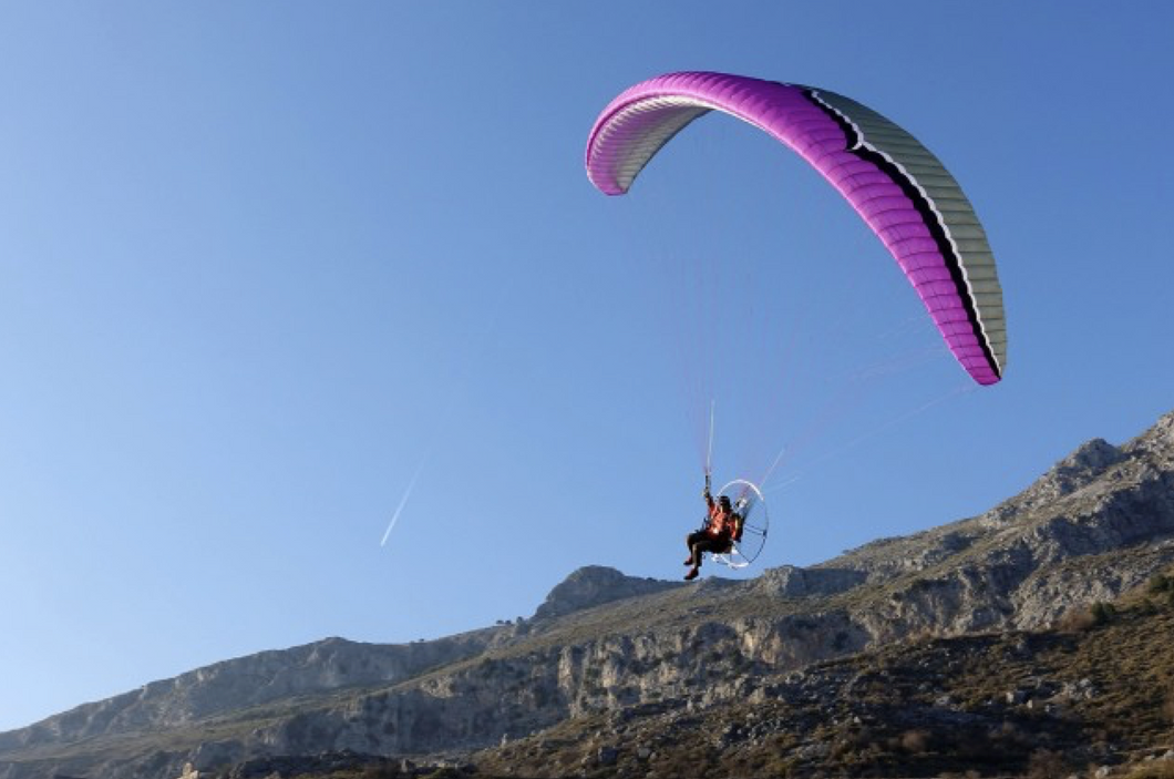 Ozone Freeride Paraglider from SkySchool
