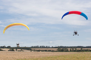 Paramotor Courses in the UK from SkySchool