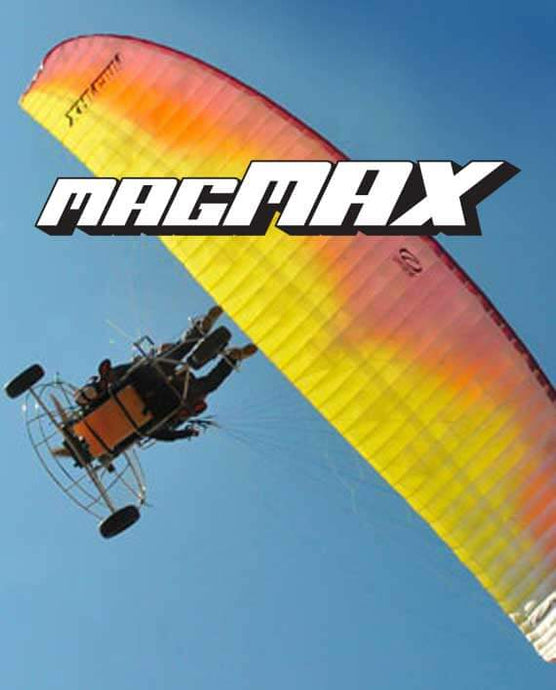 Ozone MagMax Paraglider from SkySchool