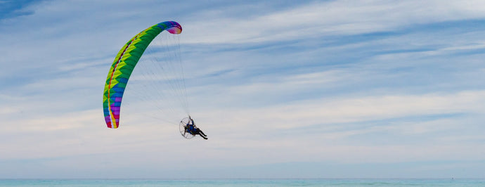 BGD Magic Motor Paraglider