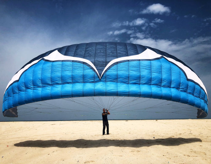 Paramotor Courses in Portugal