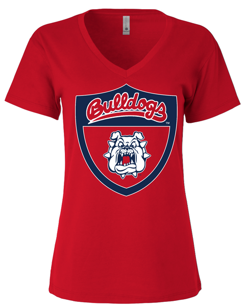 Fresno State Bulldogs Shield - Women's