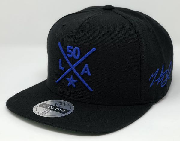 Mookie Betts Compass Hat - Black Snapback