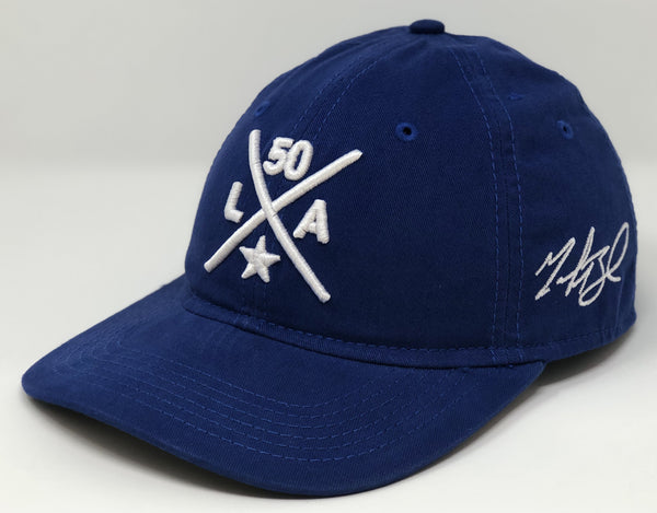 Mookie Betts Compass Hat - Royal Dad Hat