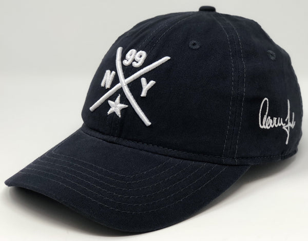 Aaron Judge Compass Hat - Navy Dad Hat