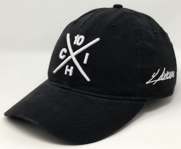 Yoan Moncada Compass Hat - Black Dad Hat