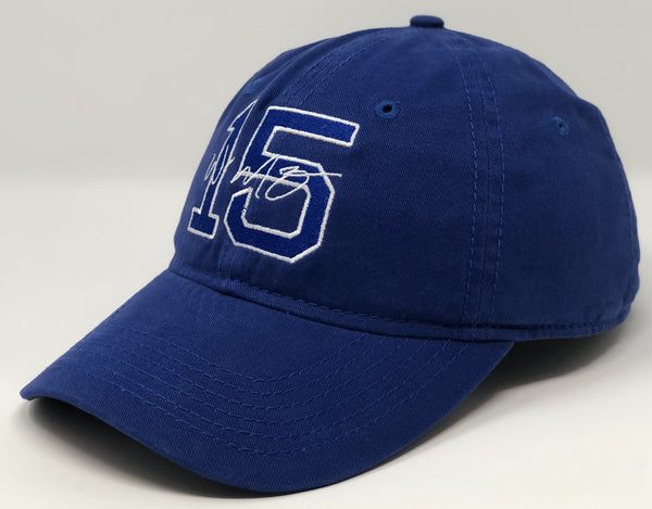 Whit Merrifield 15 Hat - Royal Dad Hat