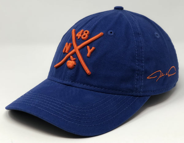 Jacob deGrom Compass Hat -  Royal Dad Hat