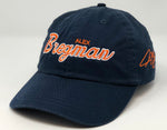 Alex Bregman Script Hat - Dad Hat