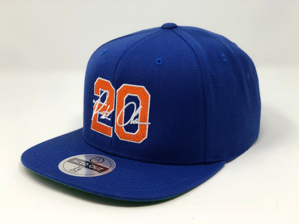 Pete Alonso 20 Hat - Royal Snapback