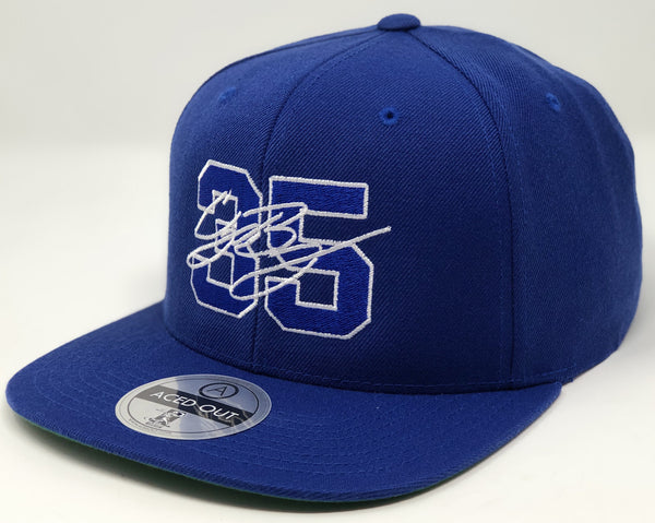 Cody Bellinger 35 Hat - Royal Snapback