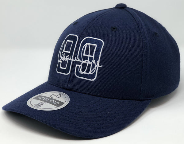 Aaron Judge 99 Hat - Navy Curved Snapback