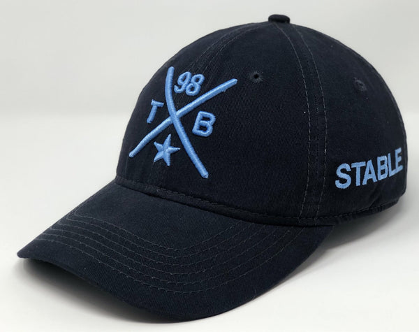 Tampa Bay 98ers Compass Hat - Dark Navy Dad Hat
