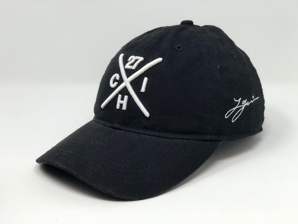 Lucas Giolito Compass Hat -  Black Dad Hat