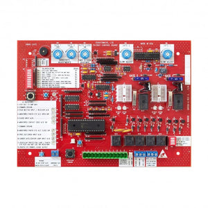Ranger Control Board--Red