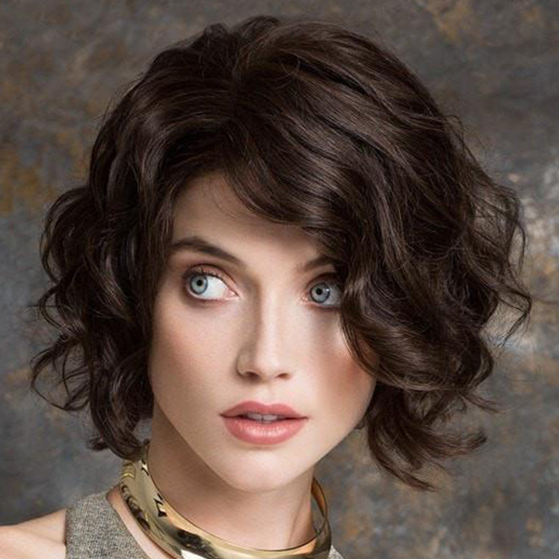 Remy Human Hair Lace Front Wig (Hand-Tied)-113