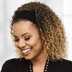 Deep Wave Lace Front Wig-205