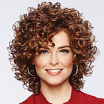 Deep Wave Lace Front Wig-208