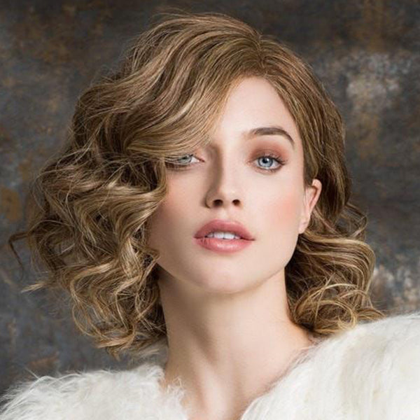 Remy Human Hair Lace Front Wig (Hand-Tied)-104