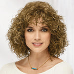 Deep Wave Lace Front Wig-207