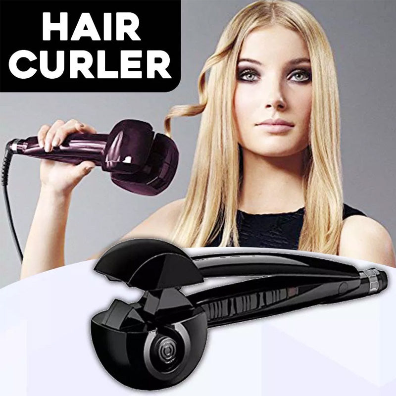 Tourmaline Ceramic 360 Rotation Curler