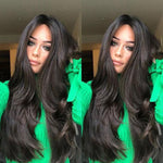 Long Fashion Curly Wave Wig