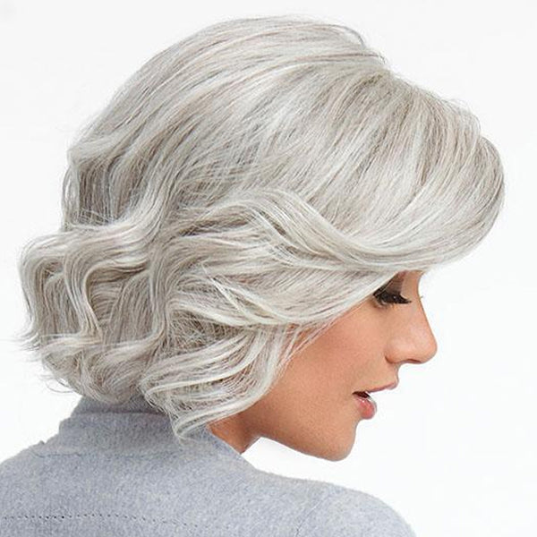 Synthetic Lace Front Wig-4 color