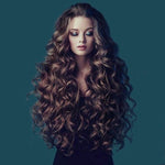 Water Wave Long Curly Hair Wig