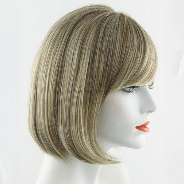 SYNTHETICS LACE FRONT SHORT WIG-9 color