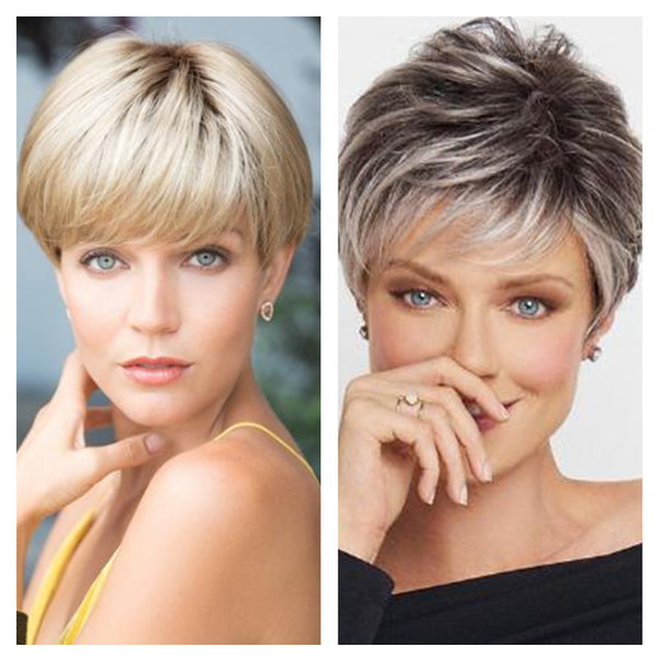 gold-gray-short-hair-wig