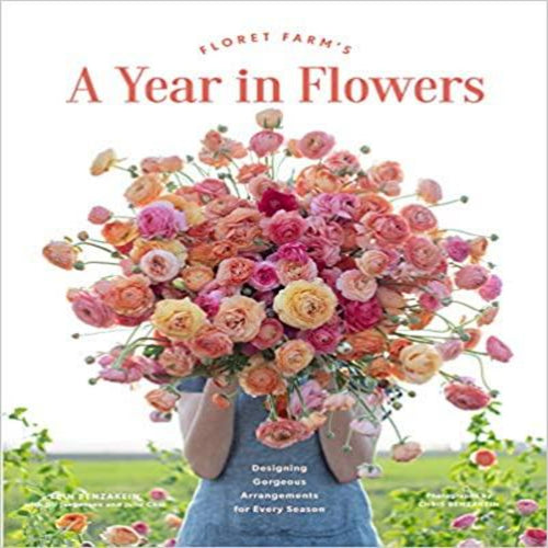 A Year in Flowers Book