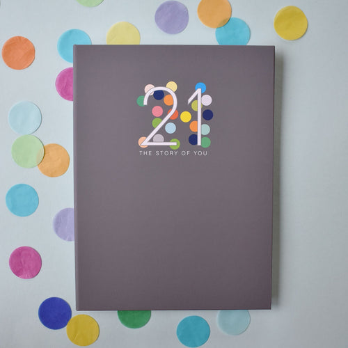 21 The Story Of You Book