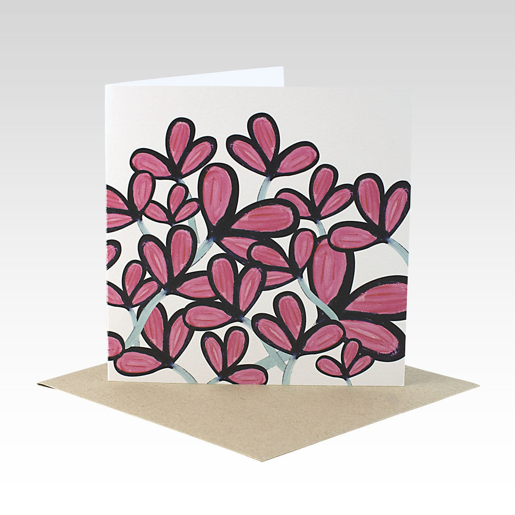 Floral Pink - Gift Card