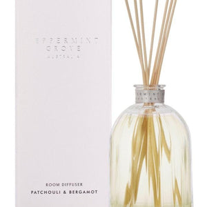 Peppermint Grove Diffuser - Patchouli