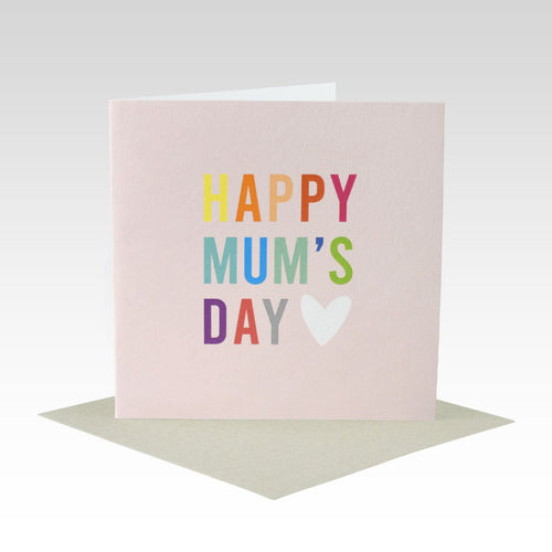 Happy Mums Day - Card