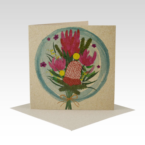 Australian Floral - Gift Card
