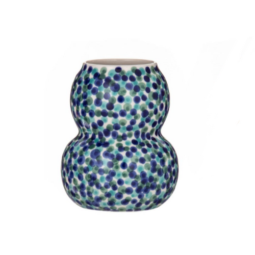 Sunshine Vase - Blue