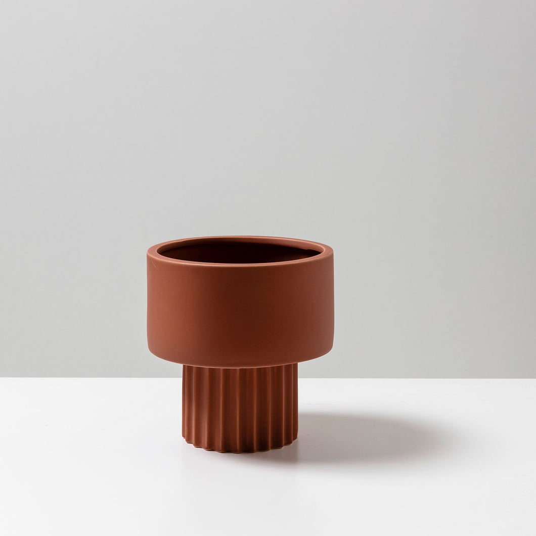 Industry Planter - Terracotta
